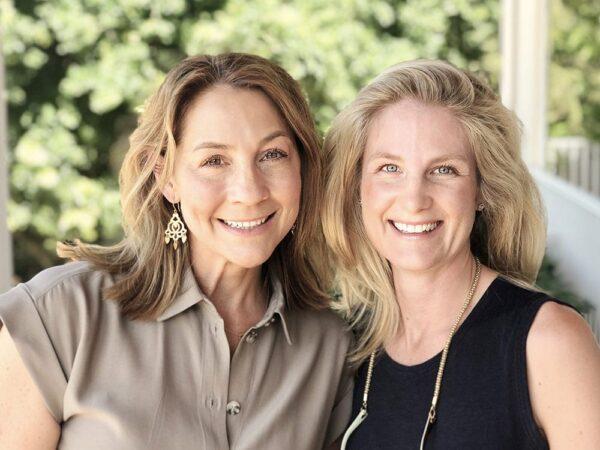 Christa White and Monique McCutchan