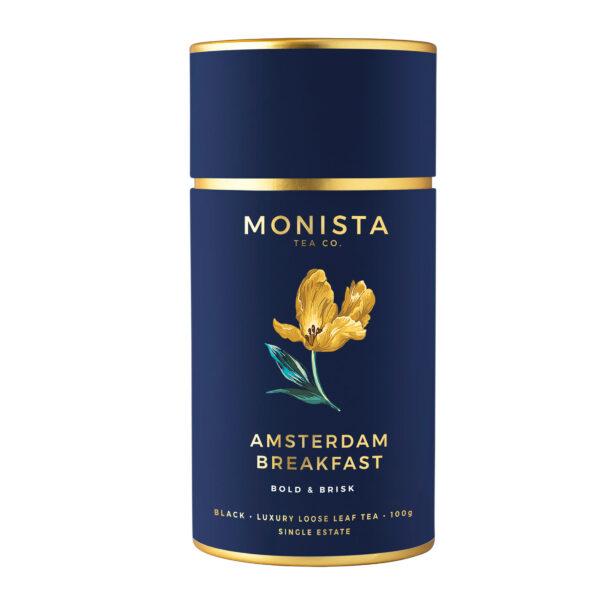 Amsterdam Breakfast Loose Leaf Tea