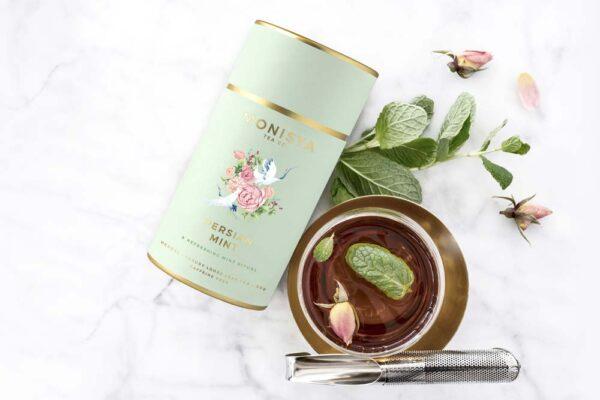Persian Mint loose leaf tea